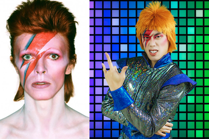《Let's Dance》 的 David Bowie VS AM1470 DJ 楊智