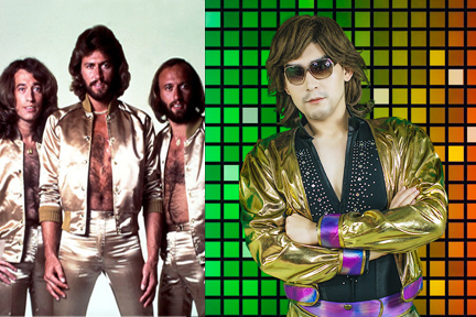 《Stayin' Alive》的 Bee Gees  - Barry Gibb VS FM961 DJ Kelvin
