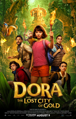 Movie 請你看好戲《DORA AND THE LOST CITY OF GOLD》