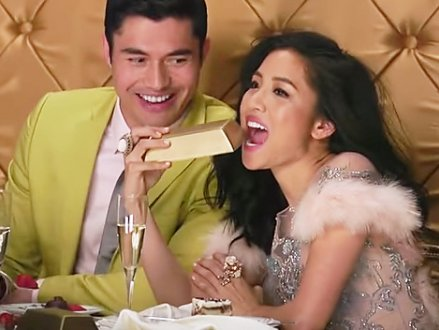 Movie 請你看好戲《CRAZY RICH ASIANS》