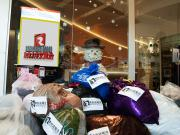 2014 Winter Warm Wave <br> celebrates with 47 tons of clothing donations