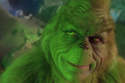 《聖誕怪傑 How the Grinch Stole Christmas》是辻一弘最著名的作品之一。(辻一弘官網照片)