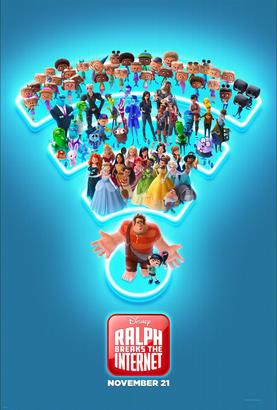 Movie 請你看優先場 DISNEY'S《RALPH BREAKS THE INTERNET》
