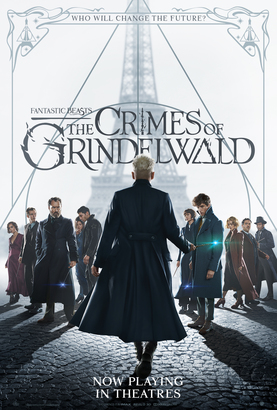 Movie 請你看好戲《FANTASTIC BEASTS: THE CRIMES OF GRINDELWALD》