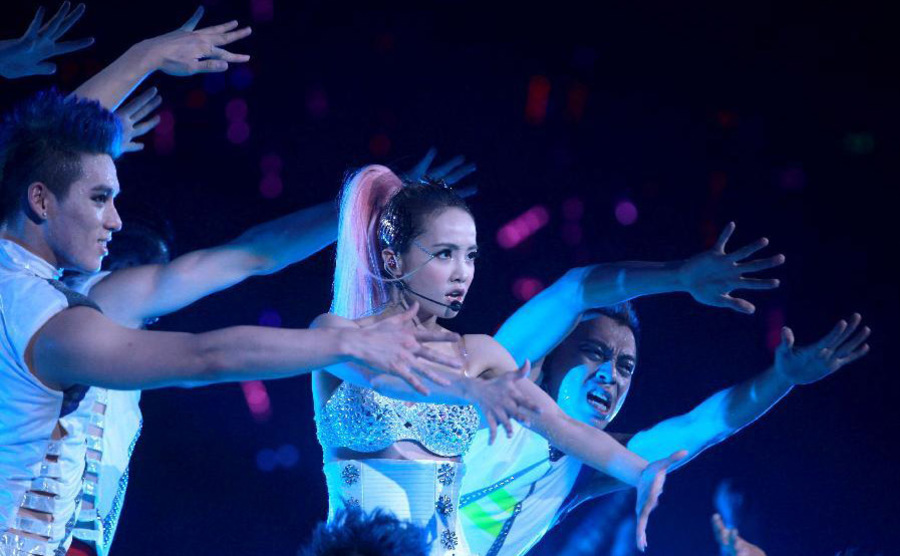 Jolin 蔡依林 - GCGC North America Concert Performer